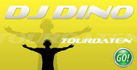 Tourdaten von DJ Dino