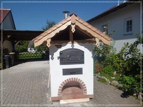 Der Holzbackofen