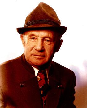 Konrad Herb - Schützenmeister 1899, 1932-1944 und 1951