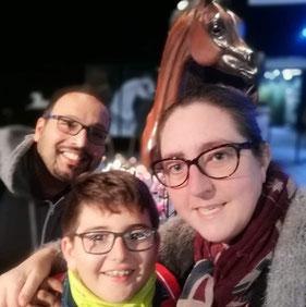Daniel, MC Natanyo & Ali