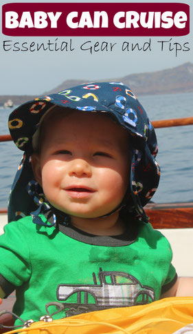 Baby Can Cruise: Essential Gear and Tips for Your Cruise. Read more at www.BabyCanTravel.com/blog