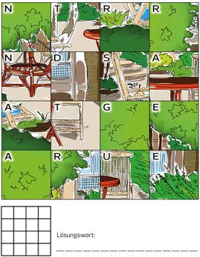 Fotopuzzle © Rätselbüro Martin Simon
