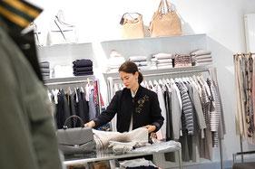 Giovanna K. Mode Boutique Benderstraße Düsseldorf