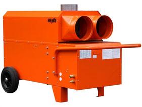 Baubeheizung und Bauheizer mieten bei Dry-Energy GmbH