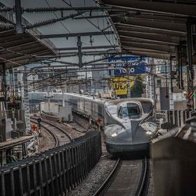 Shinkansen in arrivo
