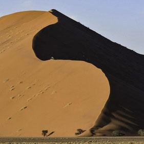 Namibia - Dune rosse di Sossusvlei
