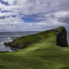 Scozia - Neist Point sull'Isola di Skye