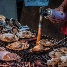 Tsukiji: il Mercato del Pesce