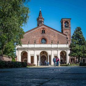Abbazia di Chiaravalle - Milano
