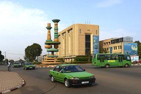 Ouagadougou ; ville; Ouagalais, afrique