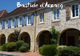 bastide Arzacq-Arraziguet tourisme Nord Béarn Madiran