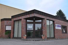 Funkenflug Design Nähschule ganz vernaht Nähschule Gebäude