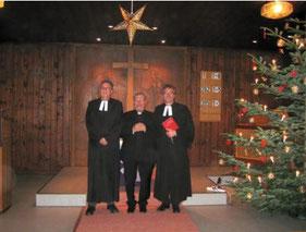 Foto: Herr Harms, Herr Sahinian & Herr Selter – Innere Mission