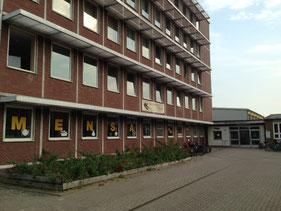 Haupteingang Grundschule