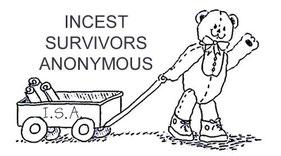 Anonyme Überlende von Inzest und sexueller Gewalt