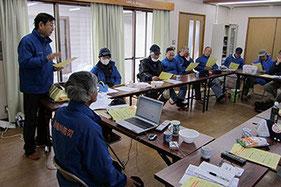 東日本大震災時の災害対策本部