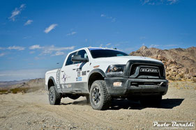 Nena Barlow / Chris Mayne,  2017 RAM Power Wagon, Bone Stock winner