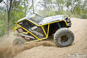 Gianluca Nardi, team Traction 4x4
