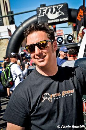 Tim Schrader, navigatore