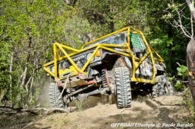 Borzi-Scali, team Traction 4x4