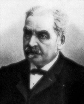 Portrait d'Eugène Goudard