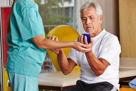Ergotherapie: hier mehr erfahren