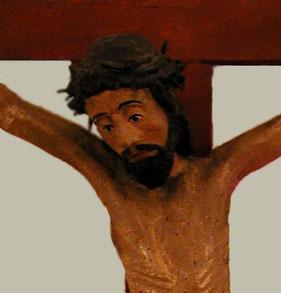 Kreuz im Schwesternchor Karmel Hannover