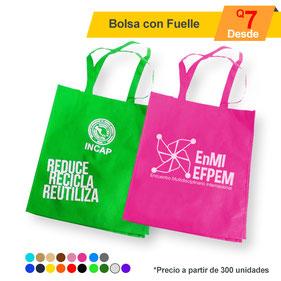 321156e72 Eco Bolsa o Bolsa Ecológica el artículo promocional