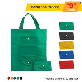 Bolsa con Broche