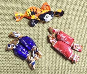 季節のチョコレート