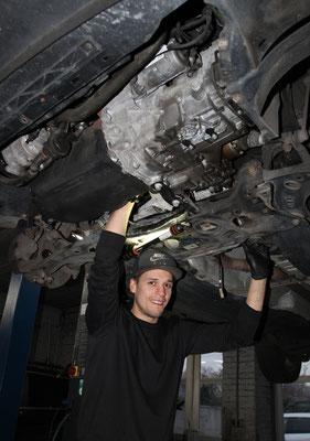 Kfz-Reparaturen in Duisburg