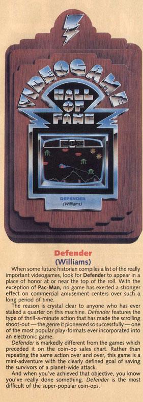Defender (arcade)