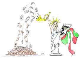 mit herzlichem Dank an J.F. für diese Karikatur:-)