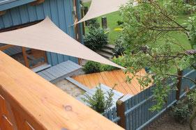 Schöne Garten Idee mit Detail