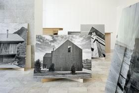 Rossetti + Wyss, Architekturgallerie Berlin