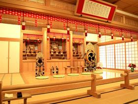 古川神具店の天理教関係者様向けの神棚・祭壇・神具のご紹介