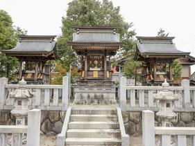 古川神具店の神社関係者様向けの本殿・鳥居・神社備品の設計施工のご紹介