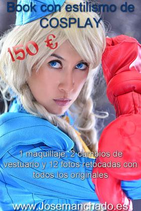fotografo cosplay, modelo cosplay, book cosplay, promoción book fotografias, agencias modelos madrid