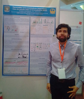 Flavonoids as epigenentic modulators. Case study on bromodomain BRD4. By: Fernando Prieto.