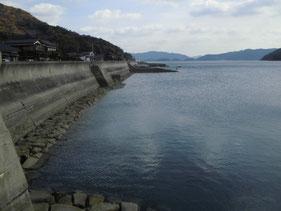 大島漁港~道路沿い はこちらからどうぞ