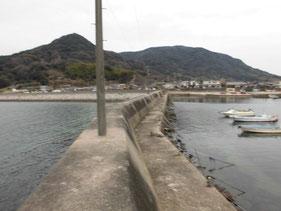 メバルの釣り場 山口市・防府市