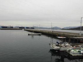 サヨリの釣り場 山口市・防府市