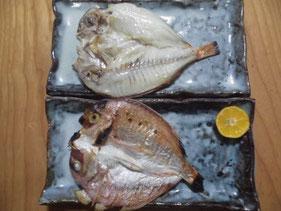 魚の干物の作り方はこちらからどうぞ