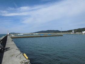 長門市・萩市・阿武町のサヨリの釣り場
