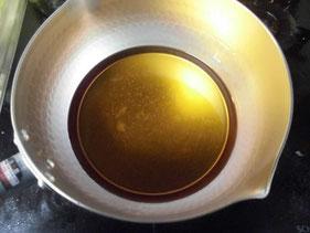 煮汁を用意する