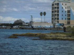 メバルの釣り場 下関市旧市内