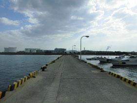 ヒイカの釣り場 北九州市