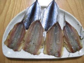 魚の干物の作り方 はこちらからどうぞ