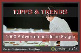 Bild: Trends aus der Gastronomie