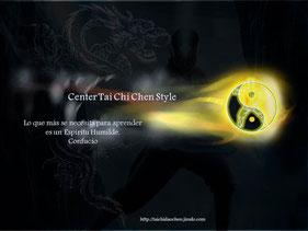 Tai Chi estilo Chen en San Miguel de WCTA Chile